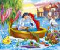 The little mermaid Puzzle - 1