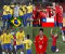 Brasil - Chile, Eighth finals, South Africa 2010 Puzzle