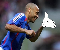 The hand of Thierry Henry