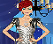 Glam Winter Party Dress Up